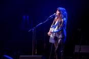 Bilder von KT Tunstall als Opener der Simple Minds live in Frankfurt