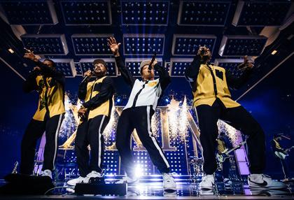 Entertainer - Bruno Mars: Exklusives Deutschlandkonzert 2018 in Düsseldorf (Update: abgesagt!)