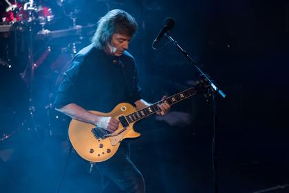 Der Name ist nicht das ganze Programm - Steve Hackett bringt seine Genesis-Revisited Tour 2019 wieder nach Deutschland