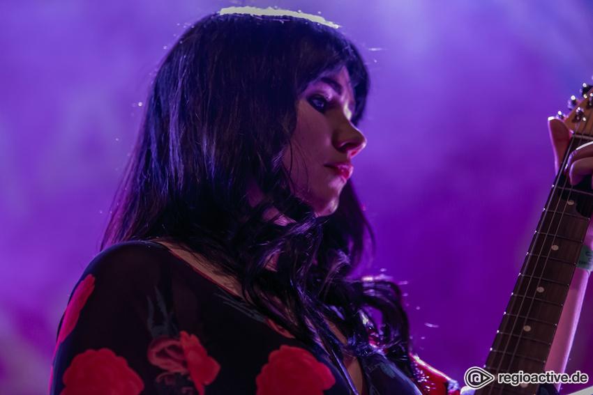Laura Carbone (live in Darmstadt 2017)
