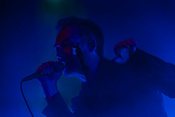 Im Nebel: Fotos von The Jesus And Mary Chain live in Darmstadt