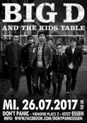 Vorband gesucht! Big D and the Kids Table (Boston Ska/Punk/Stroll/Dub)