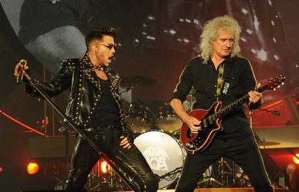 Legenden leben ewig - Queen & Adam Lambert rocken München und Wien im November 2017
