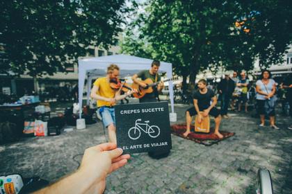 Straßenmusik in und um Deutschland: Busking im Ausland