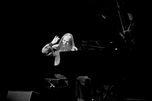 Klavierwunder - Lubomyr Melnyk in der Alten Feuerwache Mannheim: rasend schnell und hochemotional