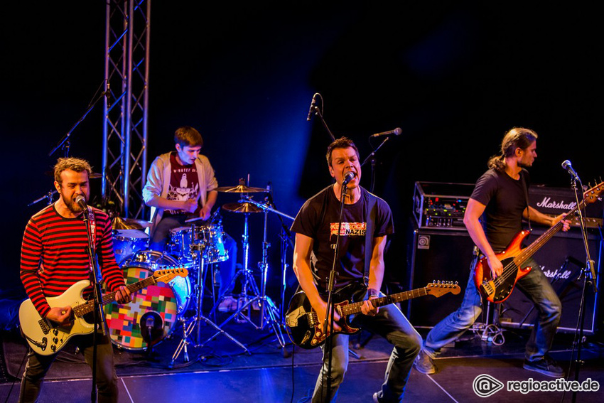 Fotos: The Screwjetz (live bei NewcomerTV in Oberursel 2017)