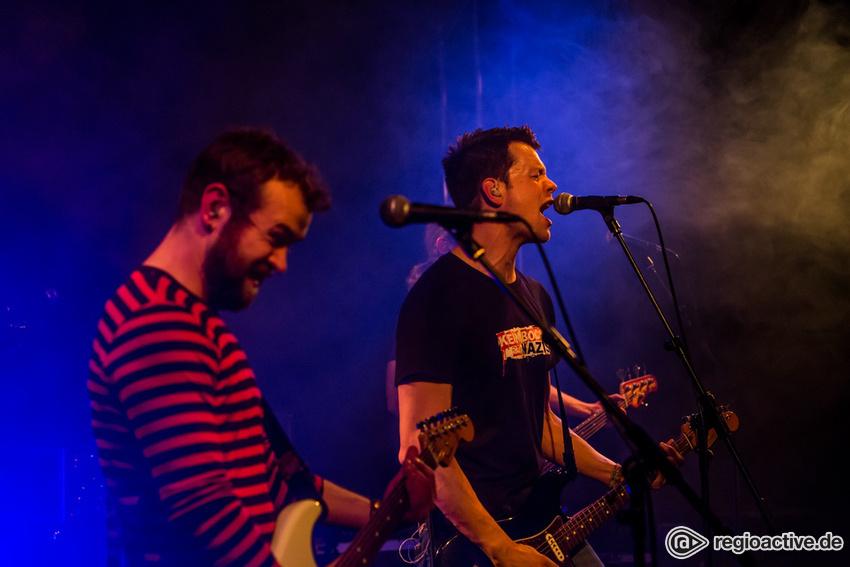 Fotos: The Screwjetz (live bei NewcomerTV in Oberursel 2017)