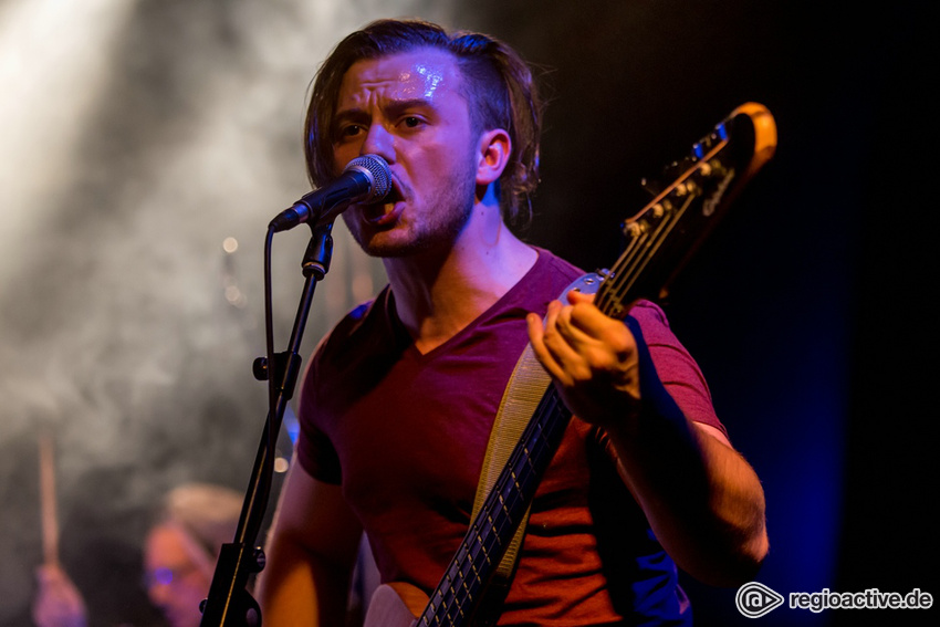 Fotos: Who's Mary (live bei NewcomerTV in Oberursel 2017)
