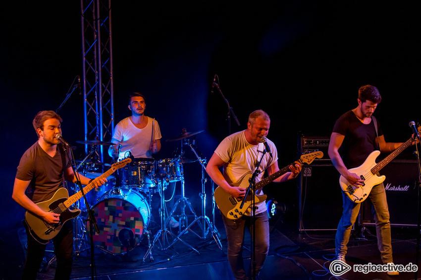 Fotos: We4Rosa (live bei NewcomerTV in Oberursel 2017)