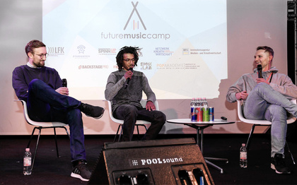 Future Music Camp 2017: Streaming ist das Topthema der Musikbranche