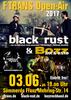 Black Rust, Bozz Rock Band