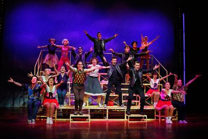 Jubiläum - Grease - Das Musical 2017/2018 auf großer Tour durch Deutschland und Österreich
