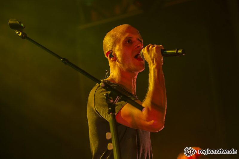 Milow (live in Mannheim, 2017)