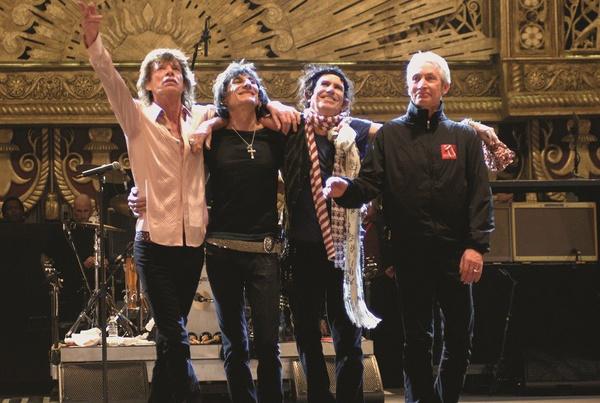 Unvergesslich - Junggebliebene Rock-Opas: Die Rolling Stones rocken die Berliner Waldbühne