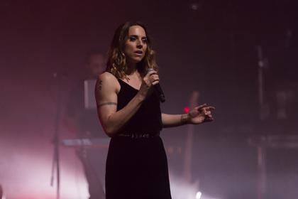Das Hohe C - Zurück: Live-Fotos von Melanie C im Capitol Offenbach