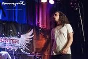 Live-Bilder von Punchcream bei der Rockbuster-Vorrunde 2017 in Ludwigshafen