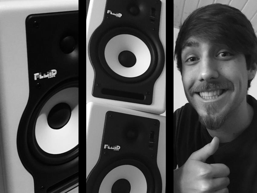 Die Referenzsongs der Gewinner und was sie über ihre neuen Studiomonitore von Fluid Audio sagen