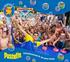 Schwimmbad-Party, Spaß und Action mit PUSTEFIX