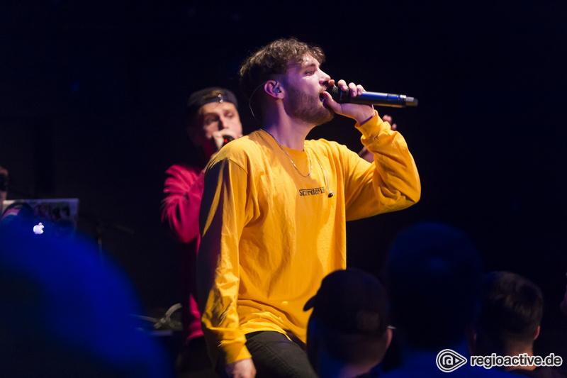 Holy Modee & Morten (live in der Halle02 Heidelberg, 2017)