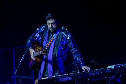 Menschgewordene Roboter - Opulent: Bilder des Alan Parsons Live Projects in der Alten Oper Frankfurt
