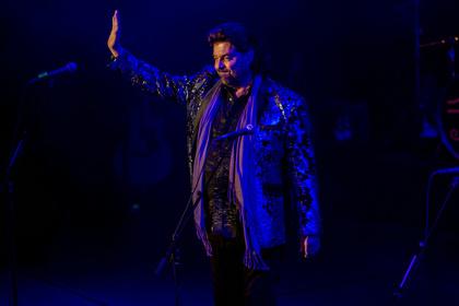 Der Soundmagier zelebriert - Jubiläumsshow: Alan Parsons lässt sich in der Alten Oper Frankfurt feiern