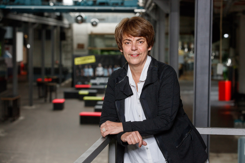 """""""Für gute Ideen muss immer Geld da sein!"""": Interview mit Kampnagel-Intendantin Amelie Deuflhard"""