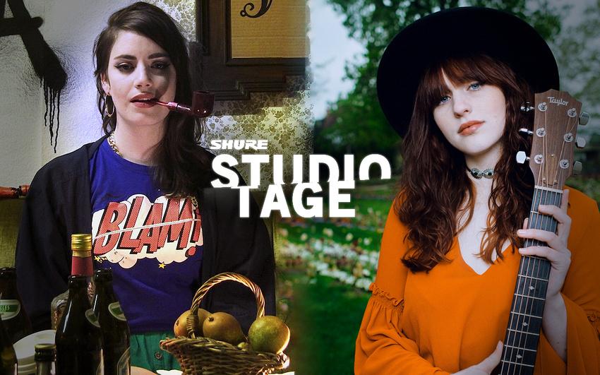Shure Studio Tage 2017: LOLA funkt und Jenny Bright gewinnen exklusive Recording-Sessions