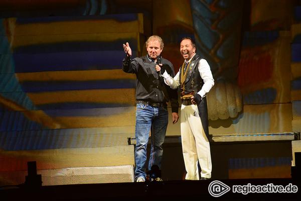 Mystorial Man - Live-Fotos von DJ BoBo in der SAP Arena in Mannheim