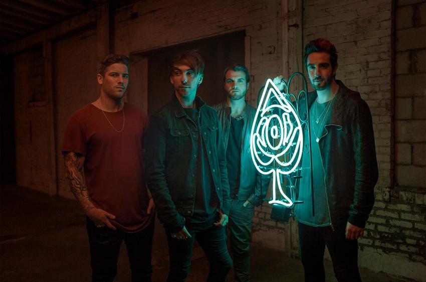Auf neuen Wegen - All Time Low im Spätherbst 2017 auf Deutschlandtour