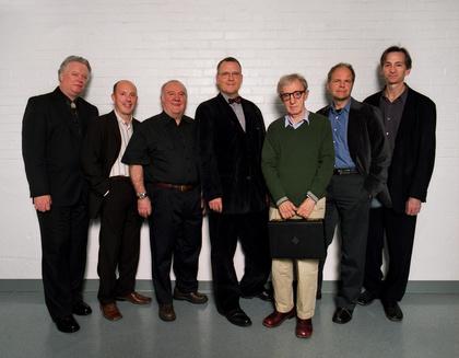 Neurotisch - Woody Allen: Exklusive Deutschlandkonzerte in Hamburg im Juli 2017