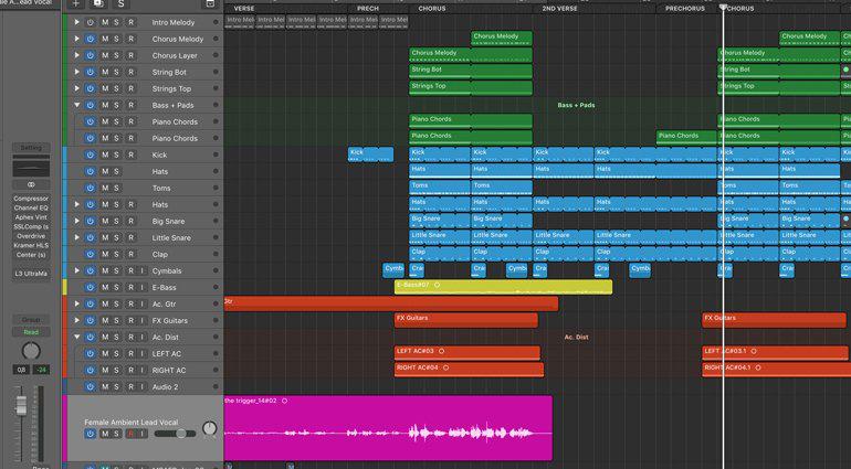 Die Top 7 DAWs: Recording-Software im ausführlichen Überblick