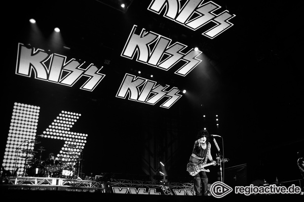 Überdimensioniert - KISS: Konzert in Leipzig wird in die Arena verlegt
