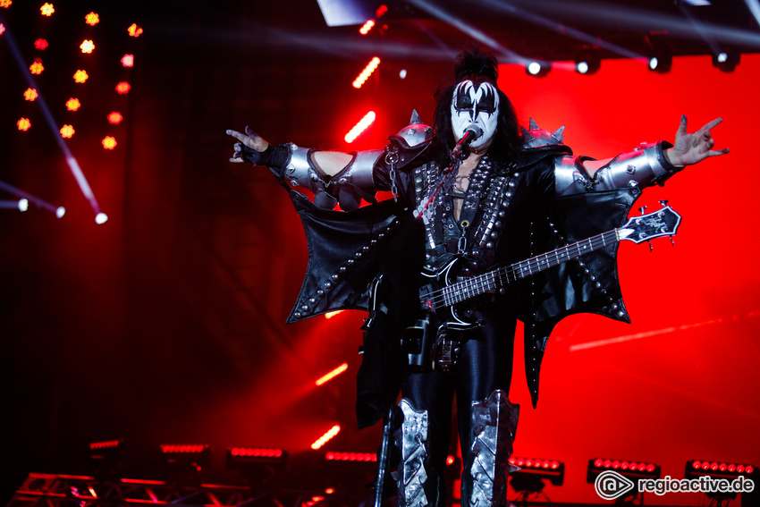 KISS (live in Frankfurt, 2017)