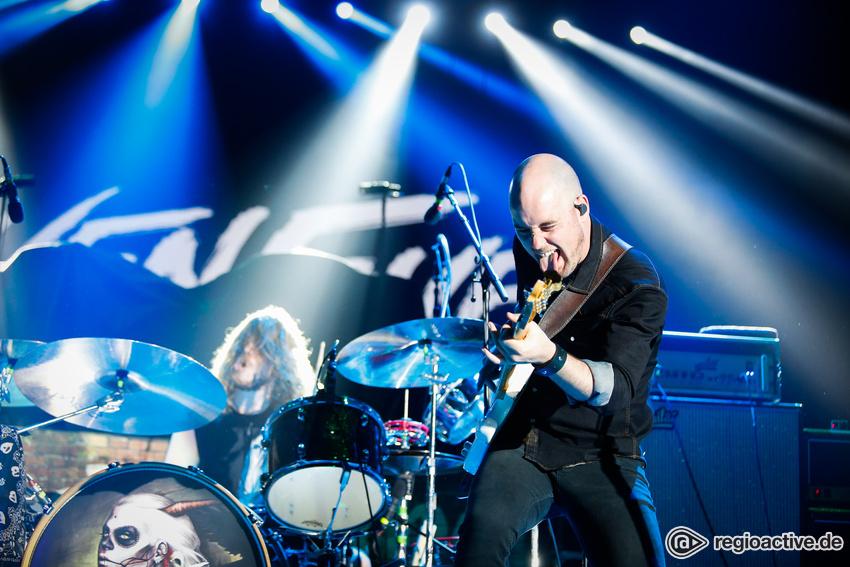 Raven Eye (live in Frankfurt, 2017)