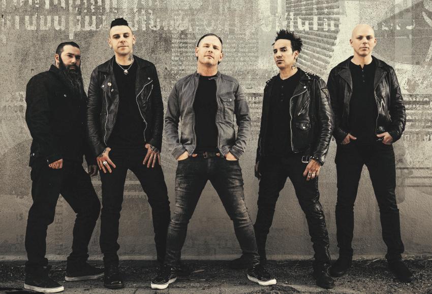 Es gibt wieder Saures - Stone Sour spielen mit neuem Album im Winter 2017 in Deutschland