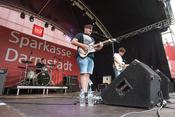 Live-Fotos von Who's Mary beim Schlossgrabenfest 2017 in Darmstadt