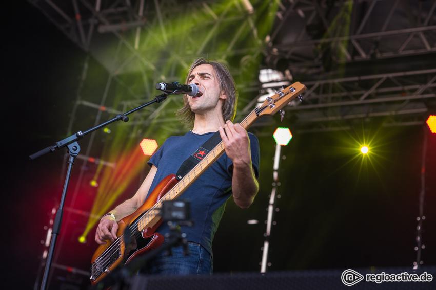 Balboa (live beim Schlossgrabenfest 2017 in Darmstadt)