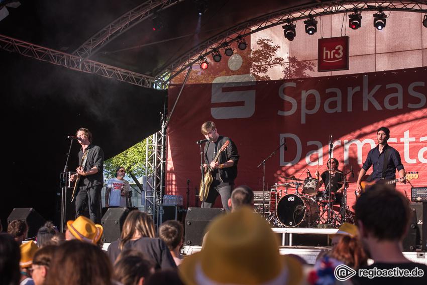8Kids (live beim Schlossgrabenfest 2017 in Darmstadt)
