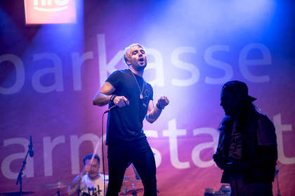 Schnell, energiegeladen, melodisch - Fotos: Grizzly live beim Schlossgrabenfest 2017 in Darmstadt