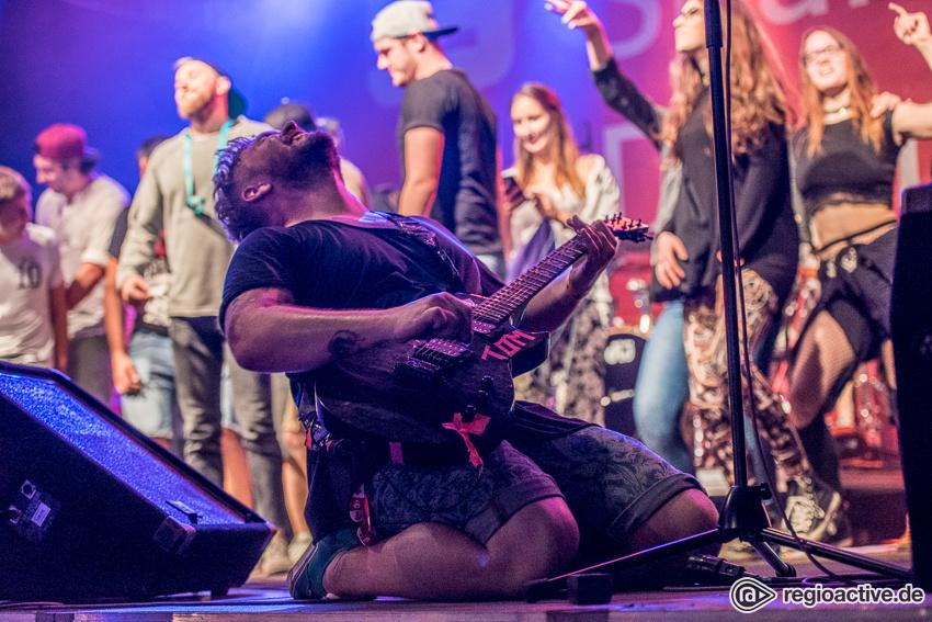 Grizzly (live beim Schlossgrabenfest 2017 in Darmstadt)