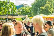 Sonnig: Impressionen vom Schlossgrabenfest 2017 in Darmstadt
