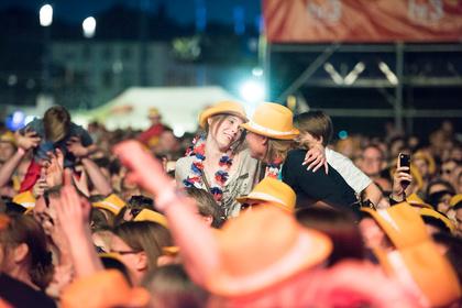 Sonne, Party, Schlossgrabenfest - Sonnig: Impressionen vom Schlossgrabenfest 2017 in Darmstadt
