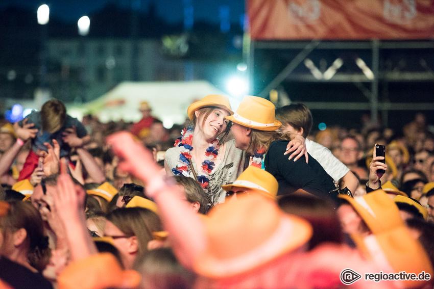 Impressionen vom Schlossgrabenfest 2017 in Darmstadt