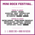 Mini-Rock-Festival 2017 in Horb am Neckar, Festival, 04.08.2017, Festplatz Horb - Tickets -