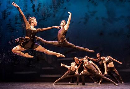 Sie bringen das Tanzfieber zurück - Ballet Revolución mit neuer Show vom 9. bis 11. Februar 2018 in Mannheim