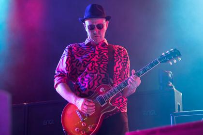 Classic Punk meets Reggae - Ruts DC: Fotos der Anheizer der Toten Hosen live in Magdeburg