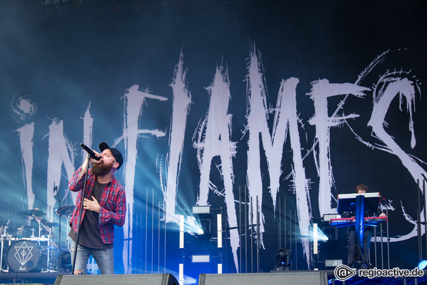In Flames (live bei Rock am Ring, 2017)