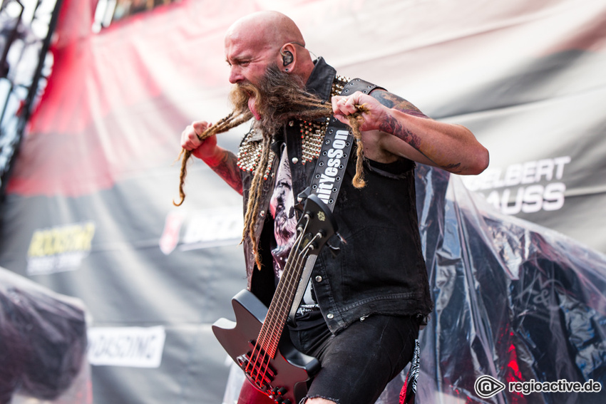 Five Finger Death Punch (live bei Rock am Ring, 2017)