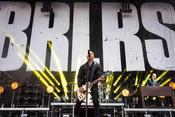 Vor dem Abbruch: Bilder der Broilers bei Rock am Ring 2017