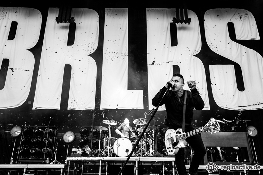 Broilers (live bei Rock am Ring, 2017)